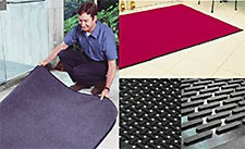Mats Make Your Facility Cleaner!