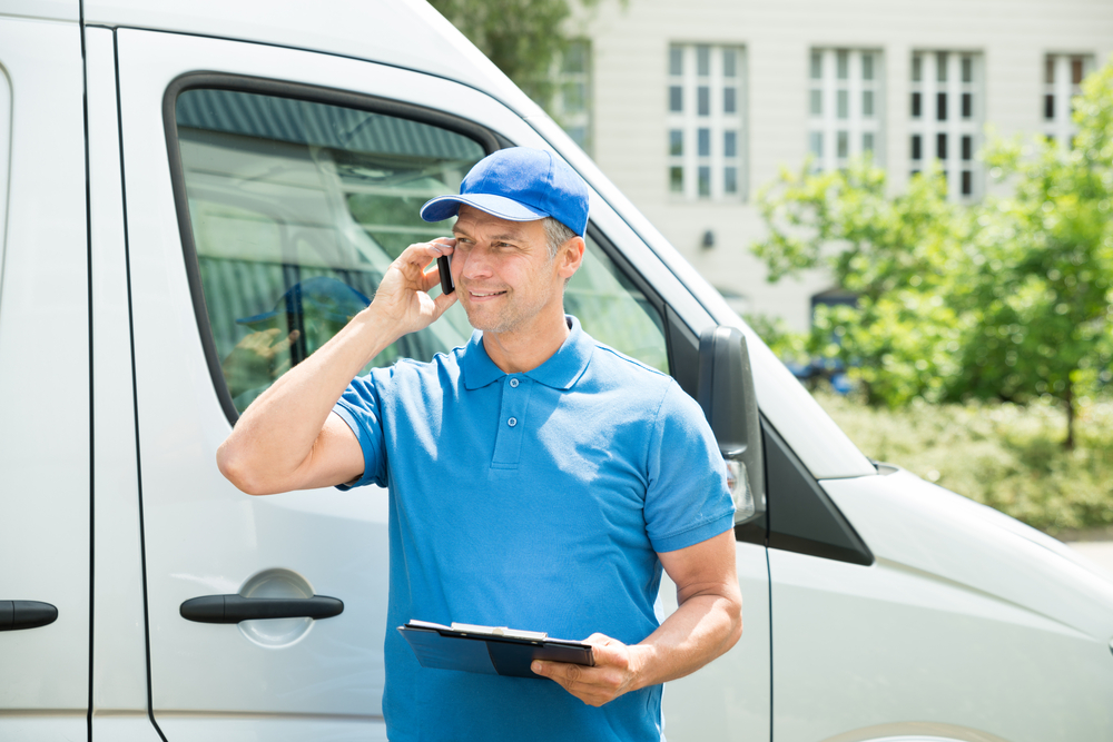 route service jobs