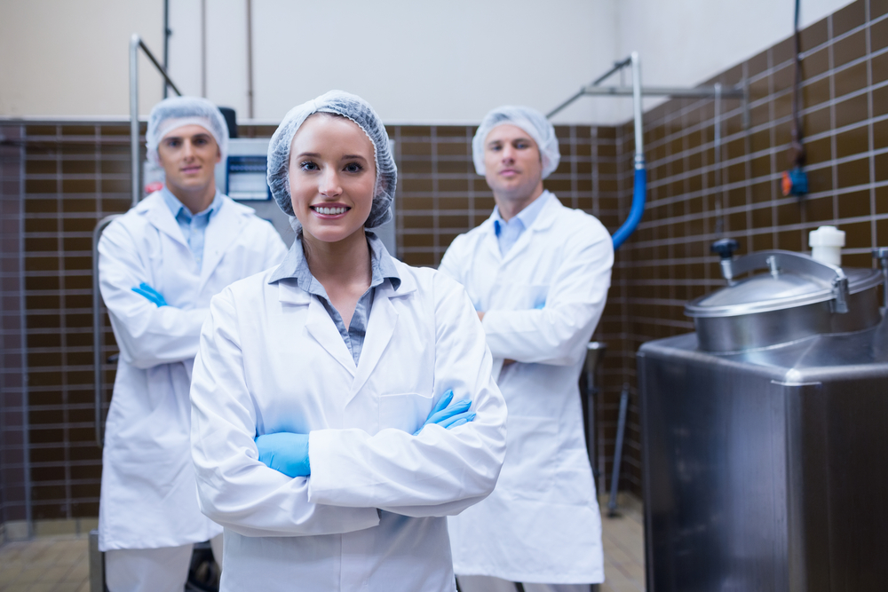 Food Processing Uniform Service